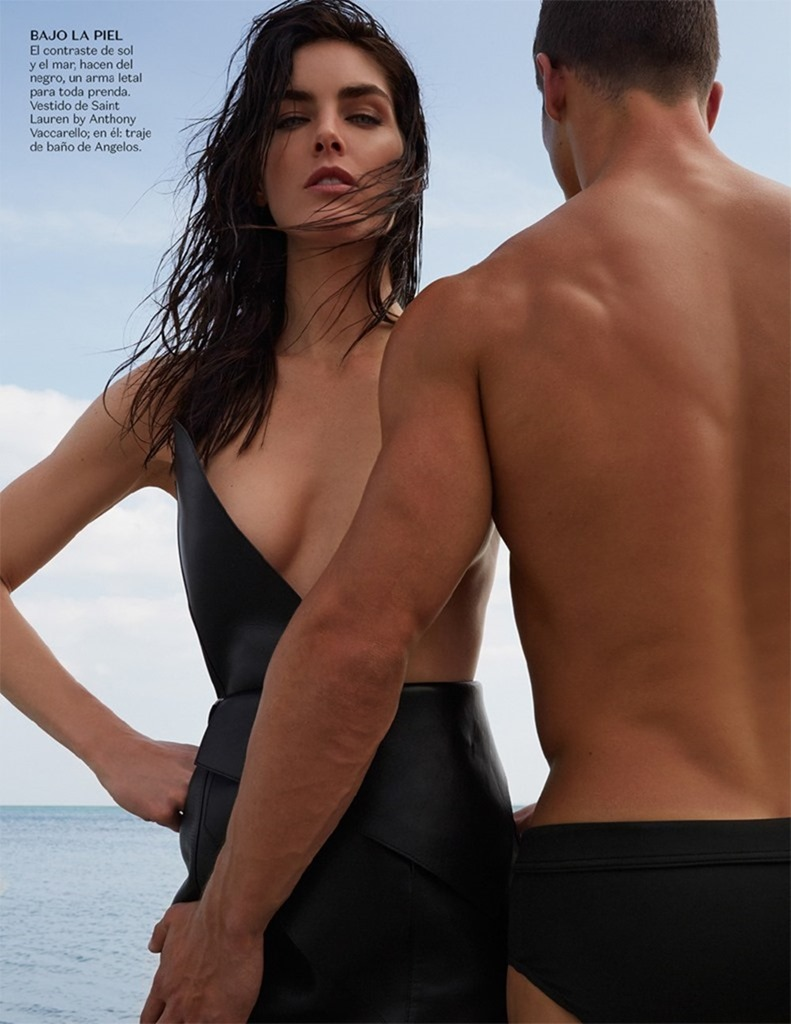 VOGUE MEXICO Hillary Rhoda, Alex Sewall & Buster Battreall by Daniel Clavero. Angelo DeSanto. Summer 2017, www.imageamplified.com, Image Amplified8