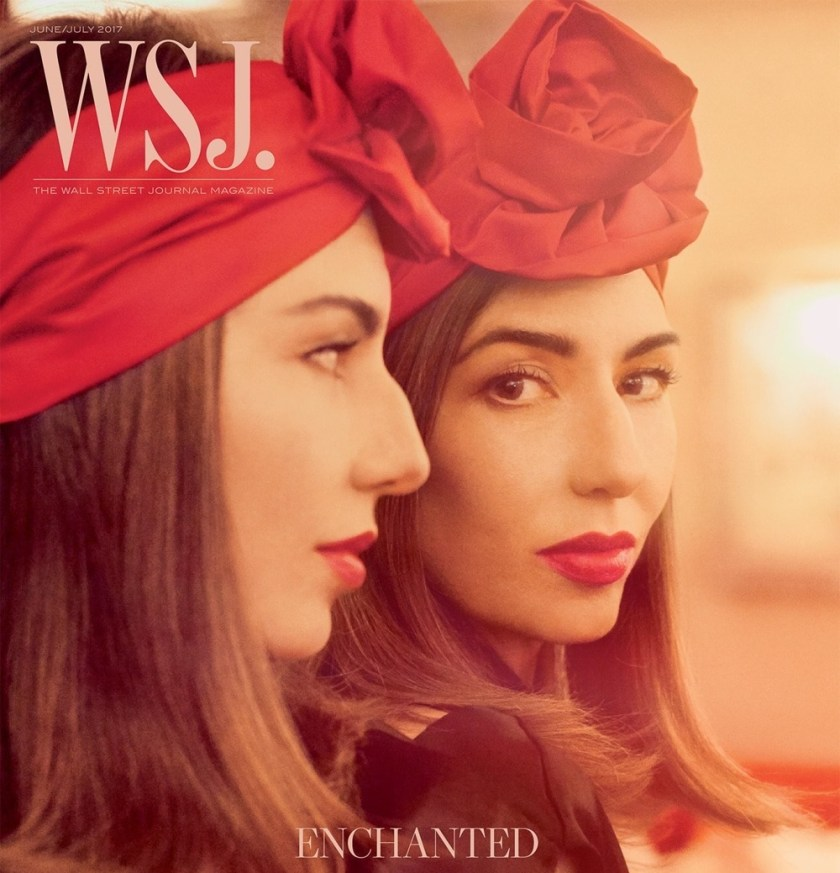 WSJ MAGAZINE Sofia Coppola by Steven Meisel. Paul Cavaco, June 2017, www.imageamplified.com, Image Amplified2