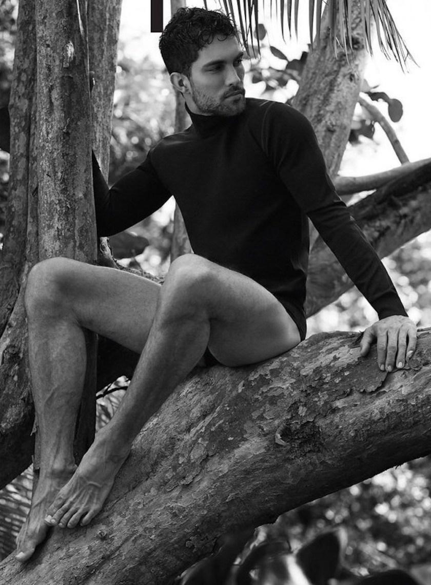 VOGUE HOMBRE Tobias Sorensen by Daniel Clavero. Angelo Desanto, Summer 2017, www.imageamplified.com, Image Amplified2