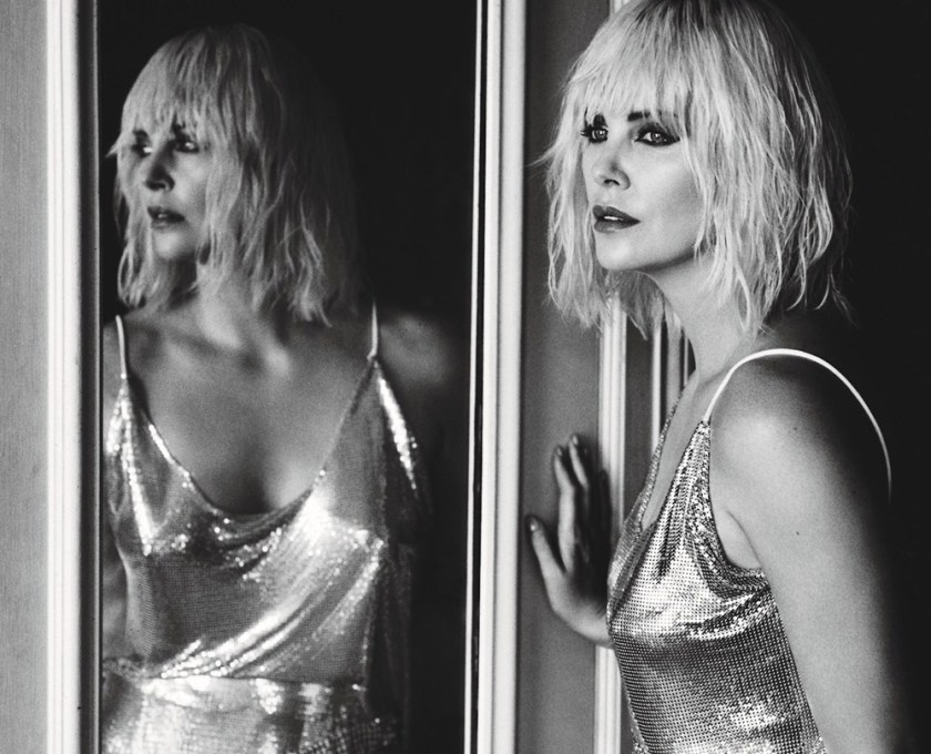 W MAGAZINE Charlize Theron by Alasdair McLellan. Edward Enninful, August 2017, www.imageamplified.com, Image Amplified1
