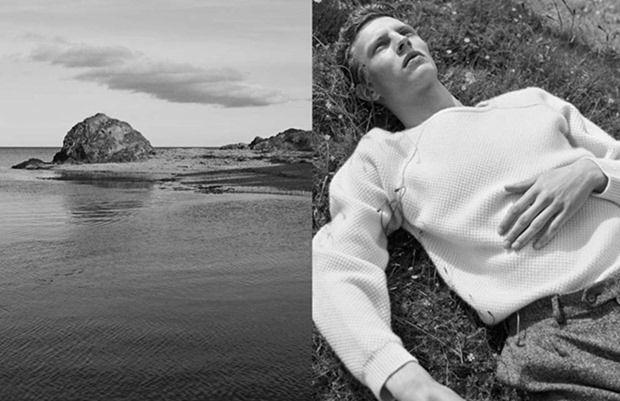 CAMPAIGN Tim Schuhmacher for Massimo Dutti Fall 2017 by Josh Olins. Jesus Cicero, www.imageamplified.com, Image Amplified10