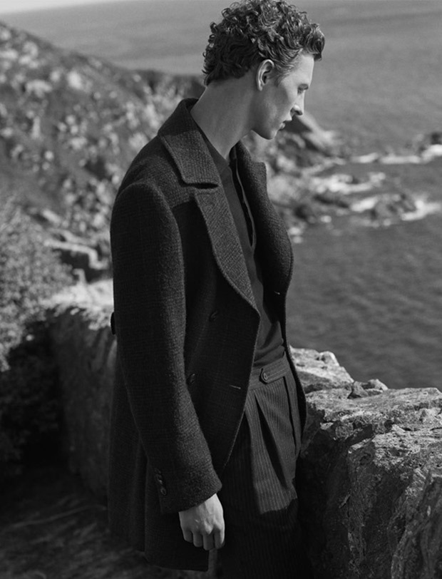 CAMPAIGN Tim Schuhmacher for Massimo Dutti Fall 2017 by Josh Olins. Jesus Cicero, www.imageamplified.com, Image Amplified5