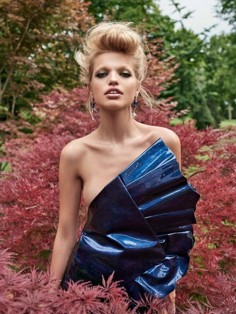 HARPER'S BAZAAR SPAIN Daphne Groeneveld by Zoltan Tombor. Beatriz Moreno de la Cova, August 2017, www.imageamplified.com, Image Amplified5