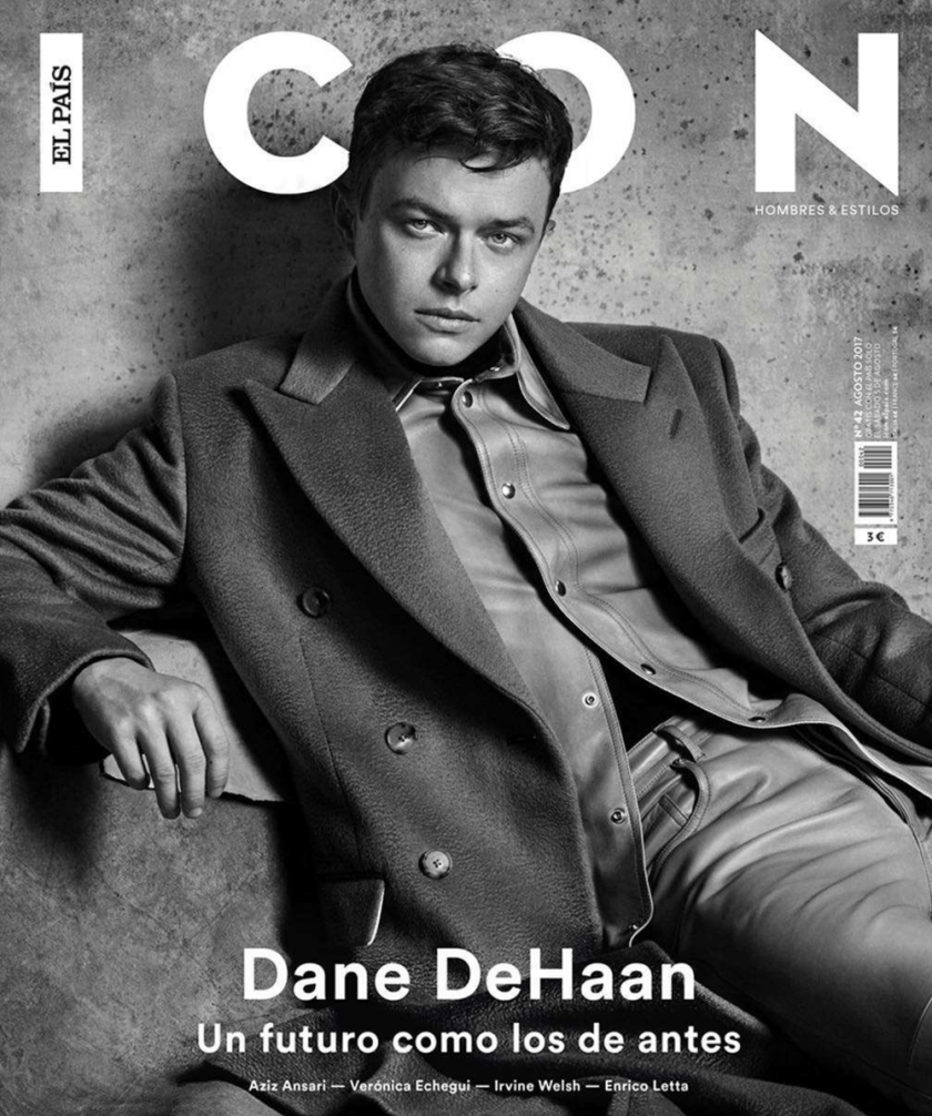 ICON EL PAIS MAGAZINE Dane DeHaan by Michael Schwartz. Summer 2017, www.imageamplified.com, Image Amplified8