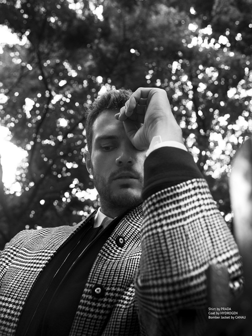 LAB A4 MAGAZINE Ryan Cooper by Karl Simone. Titiana Cinquino, Summer 2017, www.imageamplified.com, Image Amplified6