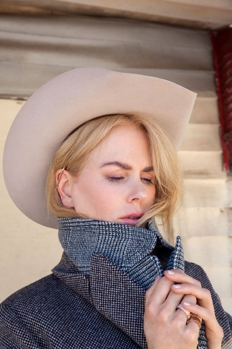 LOVE MAGAZINE Nicole Kidman by Carin Backoff. Sally Lyndley, Fall 2017, www.imageamplified.com, Image Amplified5