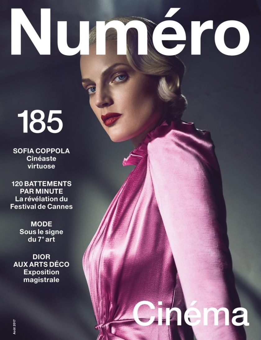 NUMERO MAGAZINE Guinevere Van Seenus by Nathaniel Goldberg. David Bradshaw, August 2017, www.imageamplified.com, Image Amplified1