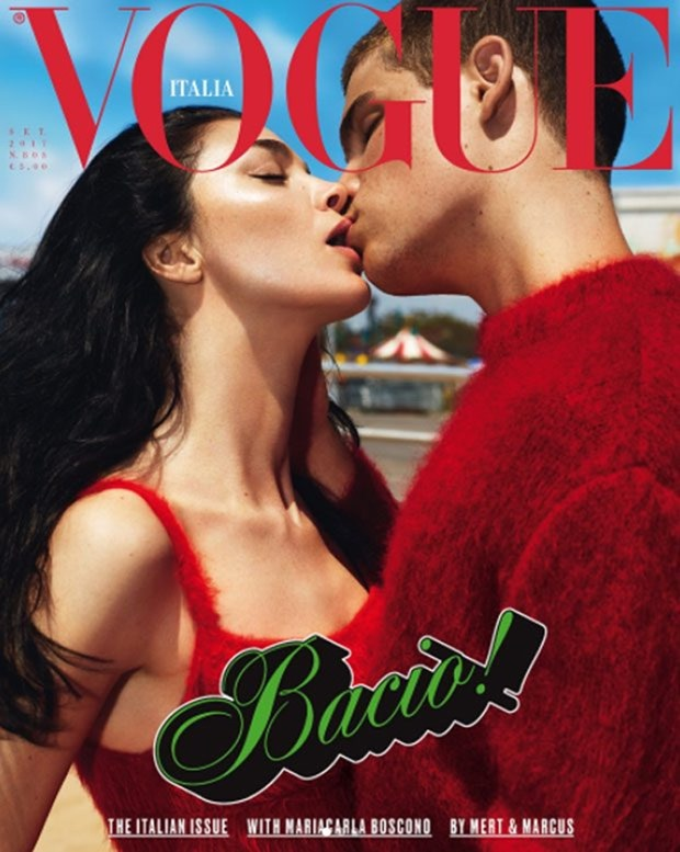 PREVIEW Vogue Italia, September 2017 by Mert & Marcus. www.imageamplified.com, Image Amplified3