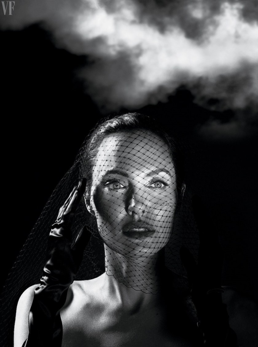 VANITY FAIR MAGAZINE Angelina Jolie by Mere & Marcus. Jessica Diehl, September 2017, www.imageamplified.com, Image Amplified2