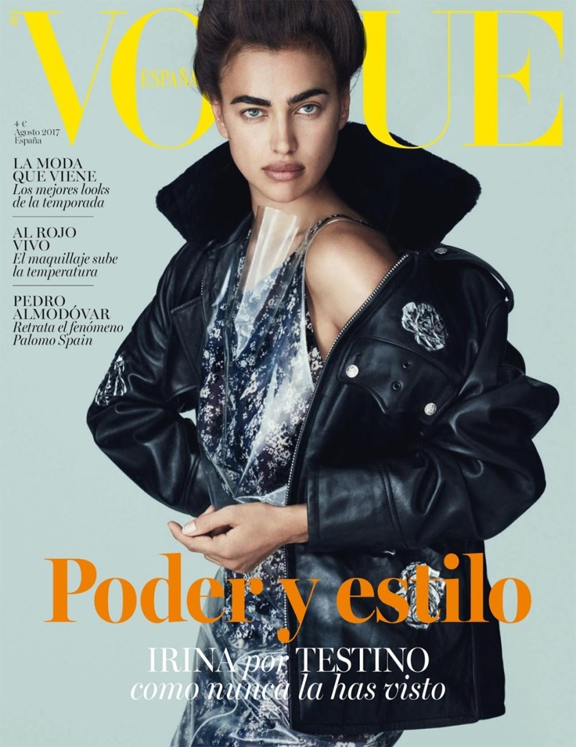 36252d5bbda5 VOGUE SPAIN  Irina Shayk by Mario Testino – Image Amplified
