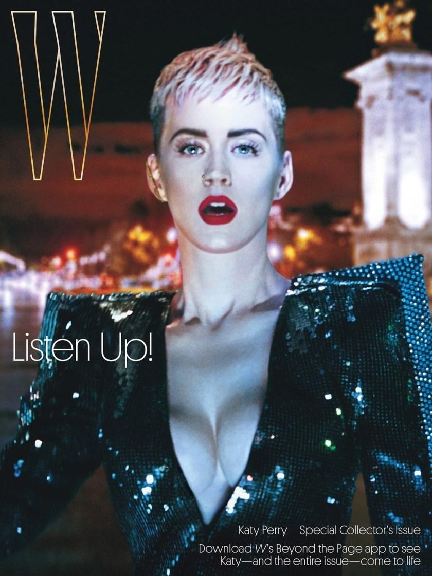 W MAGAZINE Katy Perry by Steven Klein. Edward Enninful, September 2017, www.imageamplified.com, Image Amplified2