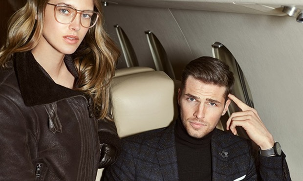 CAMPAIGN Edward Wilding & Julia Jamin for Joop! Fall 2017 by Sacha Tassilo Hochstetter. www.imageamplified.com, Image Amplified4
