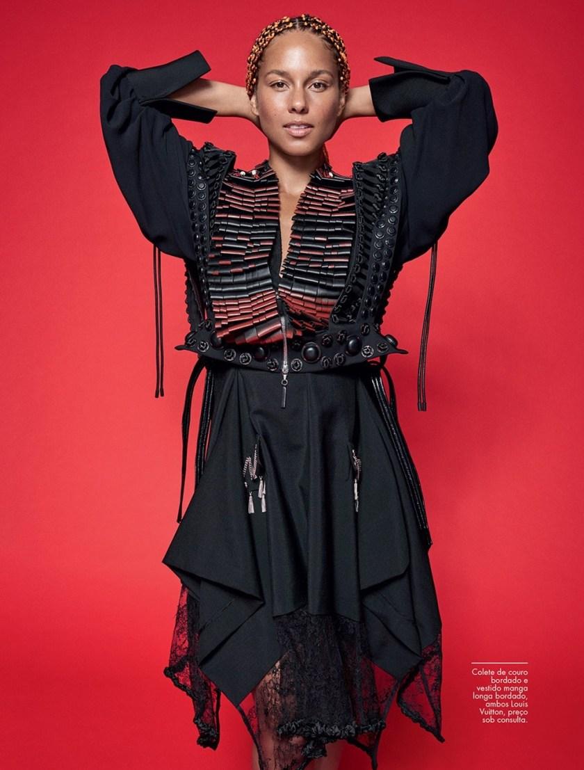 ELLE BRAZIL Alicia Keys by Zoltan Tombor. Juliana Gimenez, September 2017, www.imageamplified.com, Image Amplified8