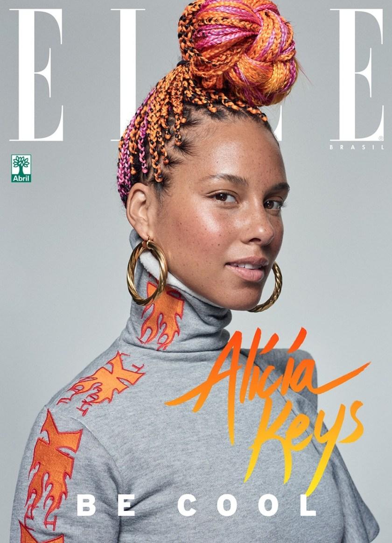 ELLE BRAZIL Alicia Keys by Zoltan Tombor. Juliana Gimenez, September 2017, www.imageamplified.com, Image Amplified1