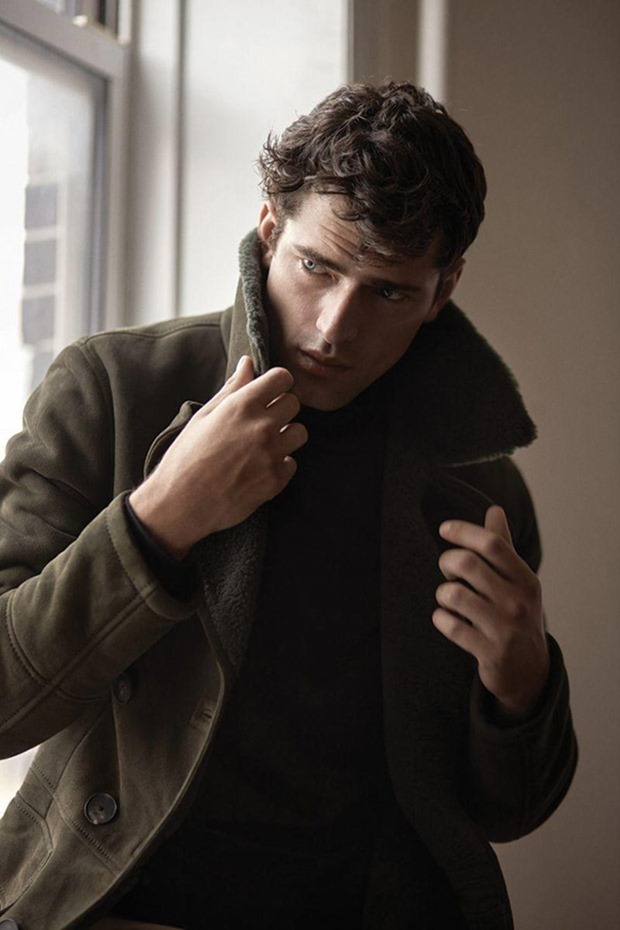 GQ STYLE TAIWAN Sean O'Pry by Greg Swales. Matthew Edelstein, Fall 2017, www.imageamplified.com, Image Amplified9
