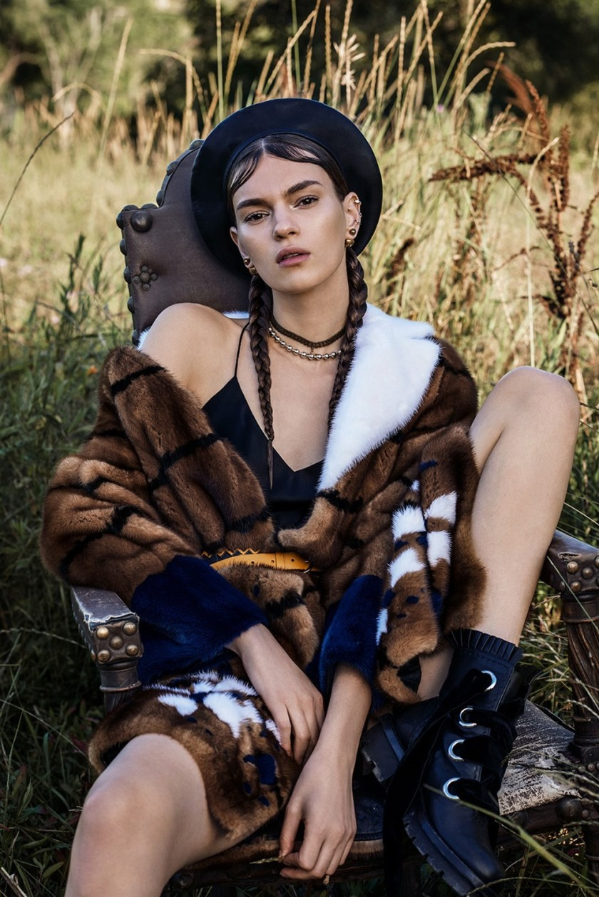 MOJEH MAGAZINE Natalia Sirotina by Danilo Hess. Stacey Cunningham, September 2017, www.imageamplified.com, Image Amplified9