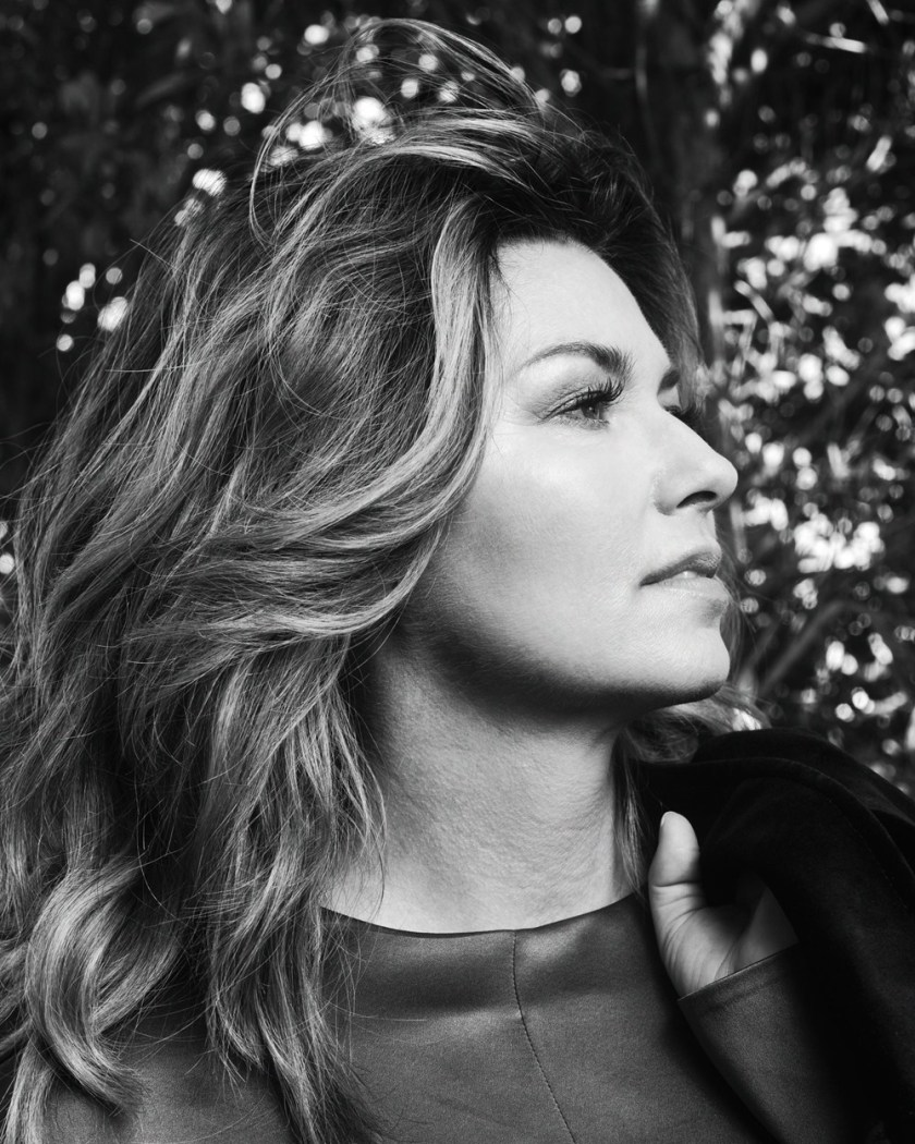THE NEW YORK TIMES Shania Twain by Ryan Pfluger. September 2017, www.imageamplified.com, Image Amplified1