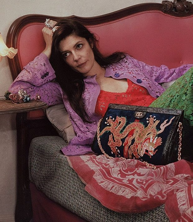 CAMPAIGN Gucci Cruise 2017 by Mick Rock. www.imageamplified.com, Image Amplified10
