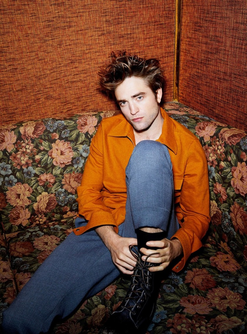 ESQUIRE UK Robert Pattinson by Carin Backoff. Catherine Hayward, October 2017, www.imageamplified.com, Image Amplified5