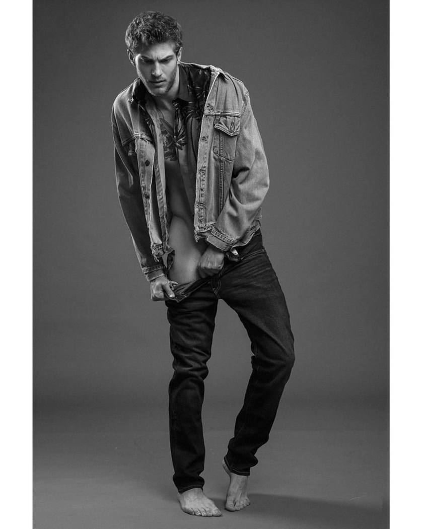 MASCULINE DOSAGE Travis Christopher Milde by Alisson Marks. Fall 2017, www.imageamplified.com, Image Amplified3