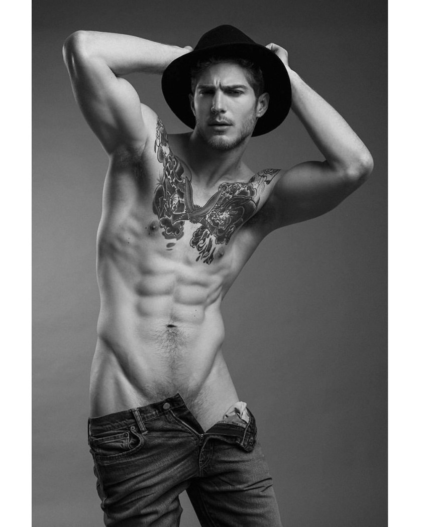 MASCULINE DOSAGE Travis Christopher Milde by Alisson Marks. Fall 2017, www.imageamplified.com, Image Amplified8