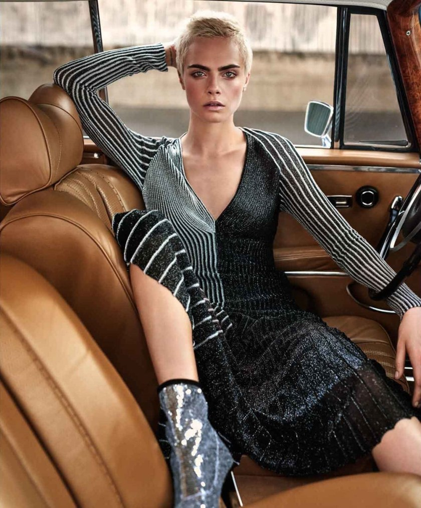 THE EDIT Cara Delevigne by Alexandra Nataf. Ilona Hamer, September 2017, www.imageamplified.com, Image Amplified3