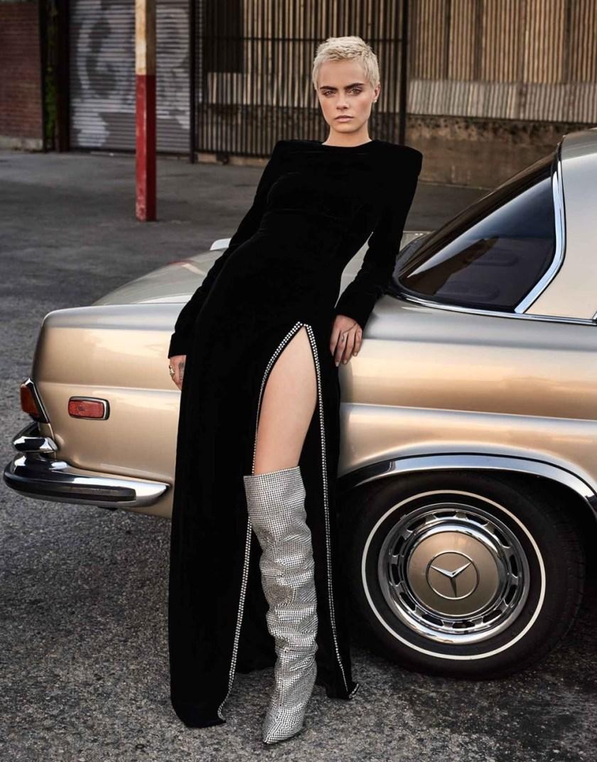 THE EDIT Cara Delevigne by Alexandra Nataf. Ilona Hamer, September 2017, www.imageamplified.com, Image Amplified9