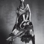 VOGUE ITALIA: Iman by Luigi & Iango