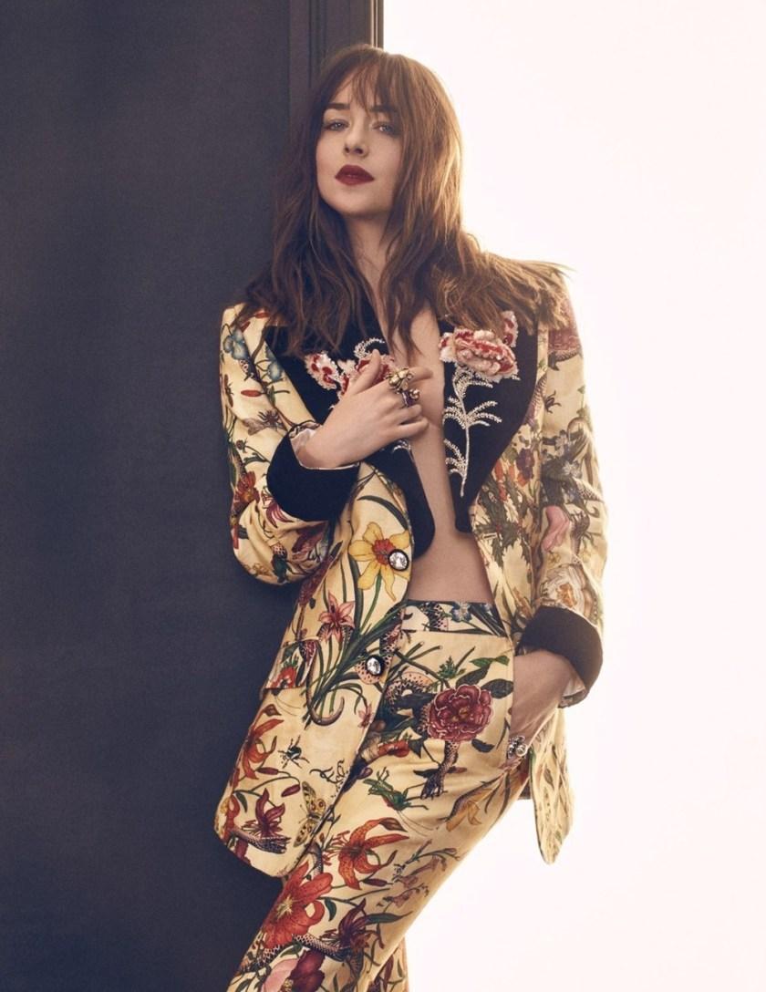 dba9cd725c VOGUE SPAIN  Dakota Johnson by Emma Summerton – Image Amplified