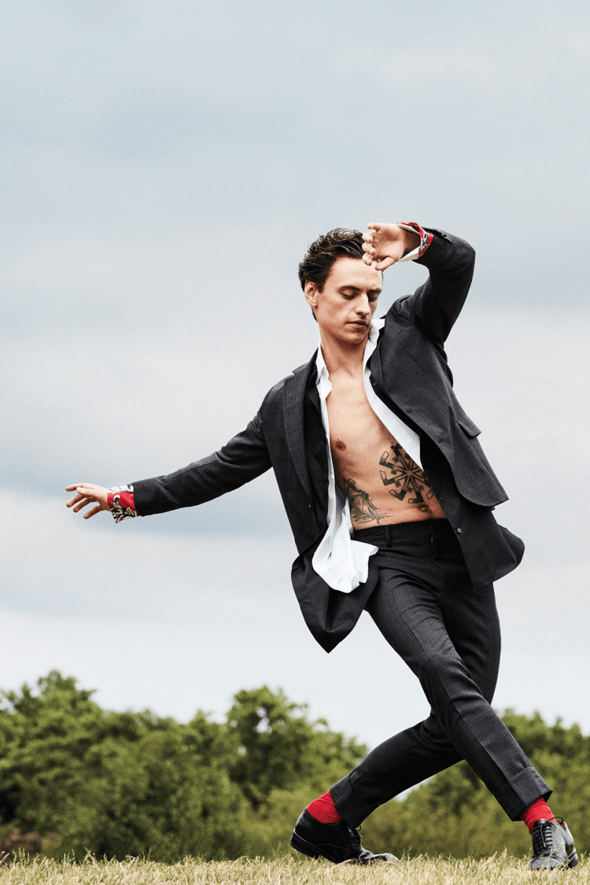 W MAGAZINE Sergei Polunin by Paul Wetherell. November 2017, www.imageamplified.com, Image Amplified4