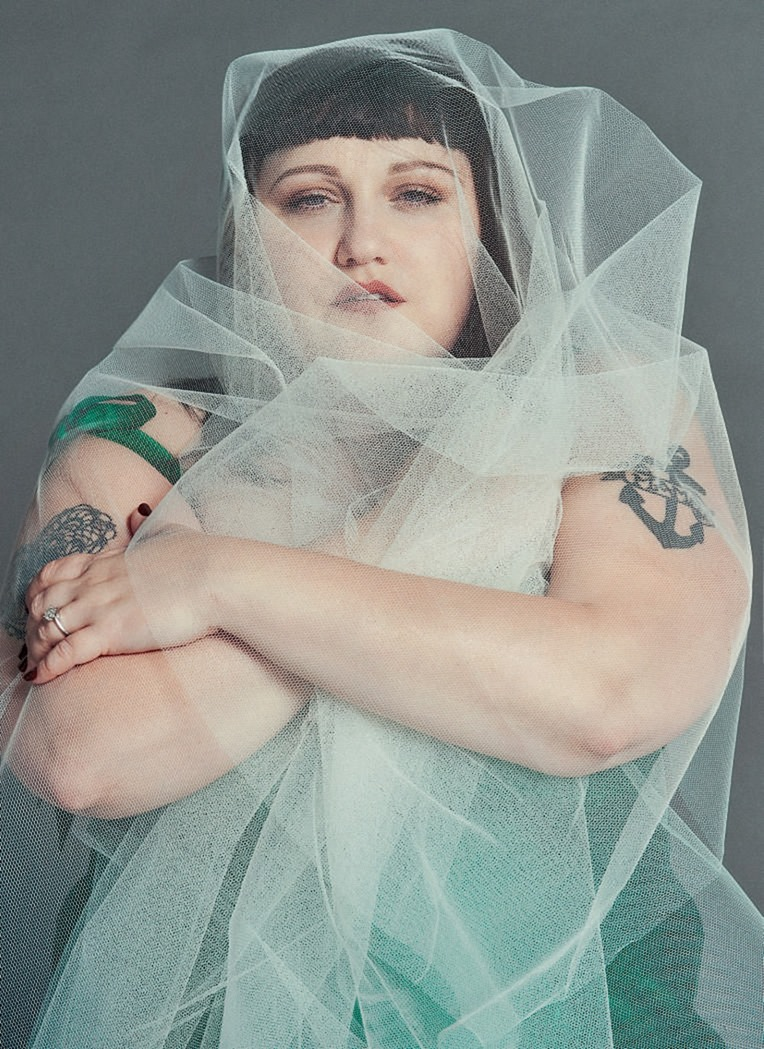 Elle Uk Beth Ditto By Sanchez Mongiello Image Amplified
