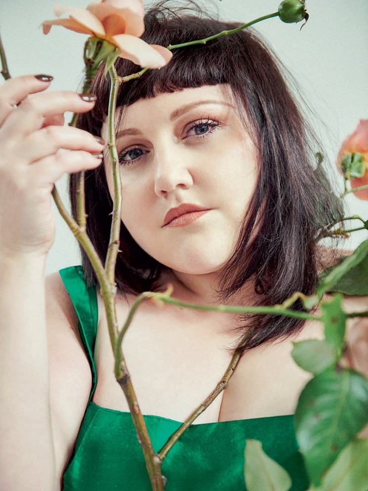 ELLE UK Beth Ditto by Sanchez & Mongiello. Donna Wallace, November 2017, www.imageamplified.com, Image Amplified8