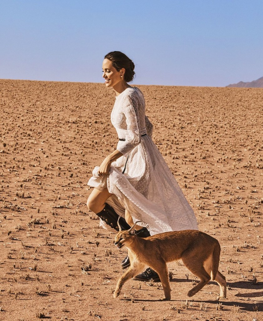 HARPER'S BAZAAR MAGAZINE Angelina Jolie by Alexi Lubomirski. Jennifer Rade, November 2017, www.imageamplified.com, Image Amplified4