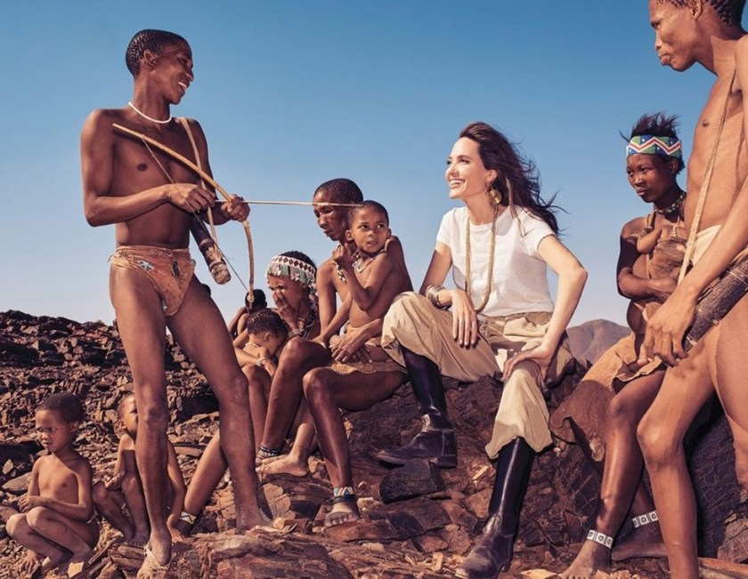HARPER'S BAZAAR MAGAZINE Angelina Jolie by Alexi Lubomirski. Jennifer Rade, November 2017, www.imageamplified.com, Image Amplified8