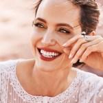 HARPER'S BAZAAR MAGAZINE: Angelina Jolie by Alexi Lubomirski