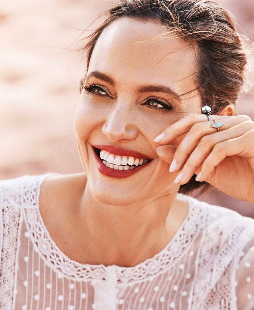 HARPER'S BAZAAR MAGAZINE Angelina Jolie by Alexi Lubomirski. Jennifer Rade, November 2017, www.imageamplified.com, Image Amplified3