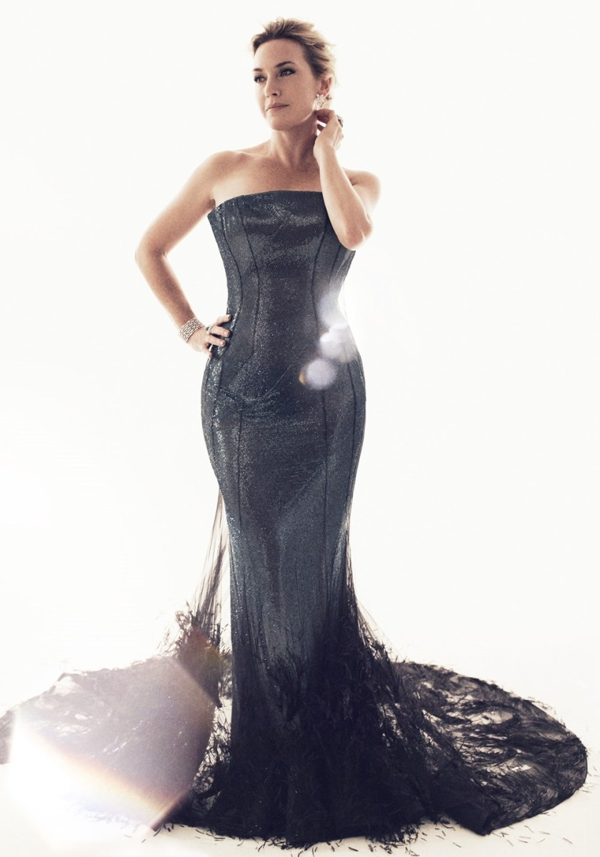 HARPER'S BAZAAR UK Kate Winslet by Alexi Lubomirski. Miranda Almond, December 2017, www.imageamplified.com, Image Amplified1