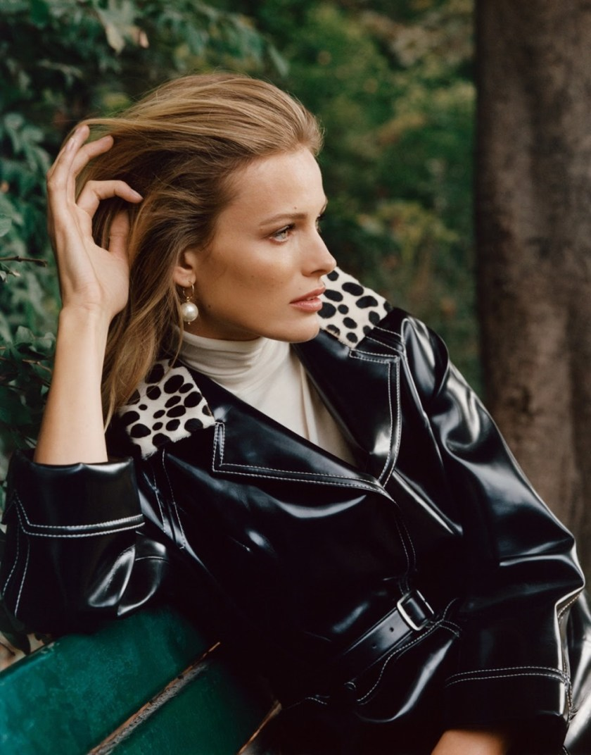THE EDIT Edita Vilkeviciute by Quentin de Briey. Morgan Pilcher, October 2017, www.imageamplified.com, Image Amplified3