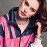 V MAGAZINE: Daisy Ridley by Inez & Vinoodh