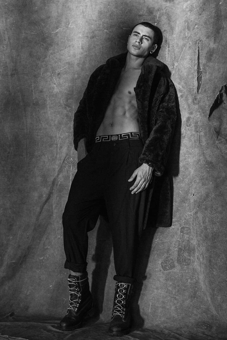 VICTOR MAGAZINE Hugo Acioli by Jeff Segenreich. Fall 2017, www.imageamplified.com, Image Amplified2