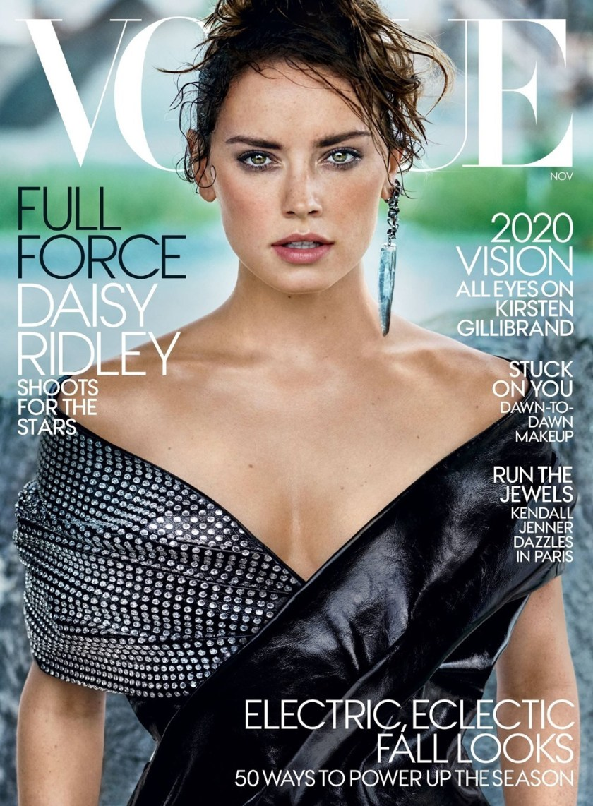 VOGUE MAGAZINE Daisy Ridley by Mario Testino. November 2017, www.imageamplified.com, Image Amplified5