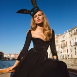 VOGUE PARIS: Anna Ewers by Inez & Vinoodh