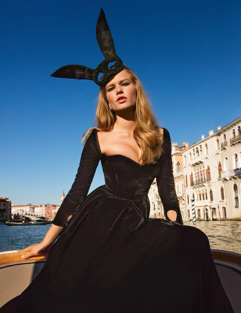 VOGUE PARIS Anna Ewers by Inez & Vinoodh. Emmanuelle Alt, November 2017, www.imageamplified.com, Image Amplified10