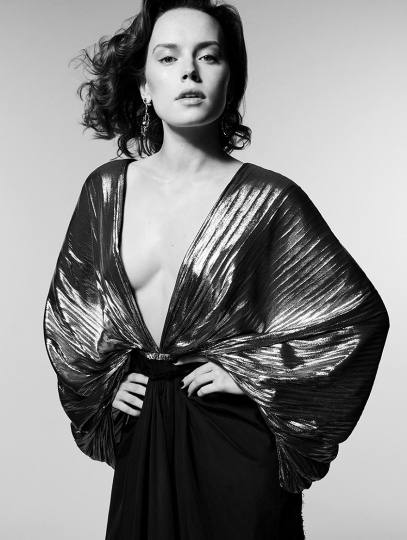 ELLE UK Daisy Ridley by Liz Collins. Anne-Marie Curtis, December 2017, www.imageamplified.com, Image Amplified6