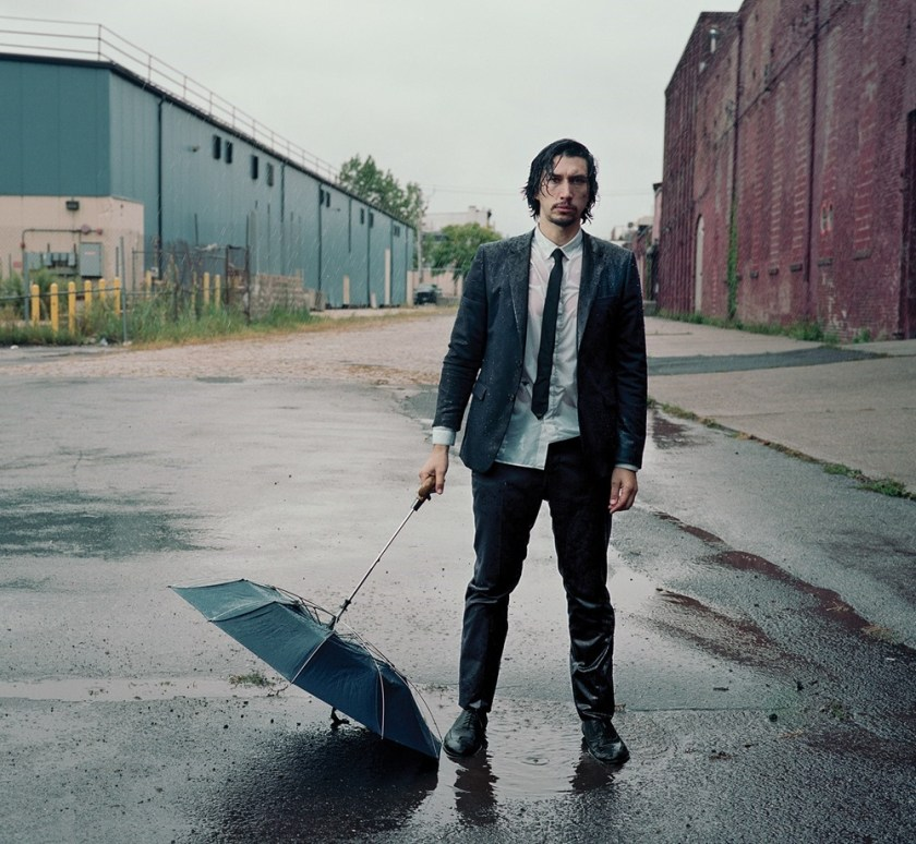 ESQUIRE MAGAZINE Adam Driver by Norman Jean Roy. Matthew Marden, December 2017, www.imageamplified.com, Image Amplified10