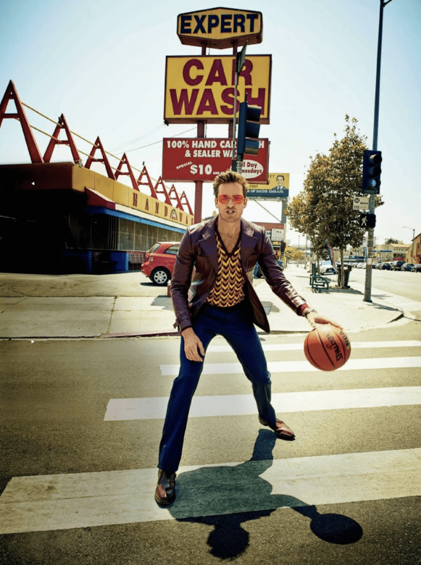 GQ MAGAZINE Armie Hammer by Peggy Sirota. Fall 2017, www.imageamplified.com, Image Amplified4