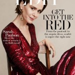 THE EDIT: Sarah Paulson by Victor Demarchelier