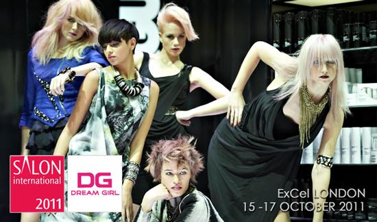 Dream Girl at Salon International 2011