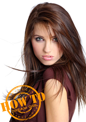 How to be a model - Dream Girl Hair Extensions