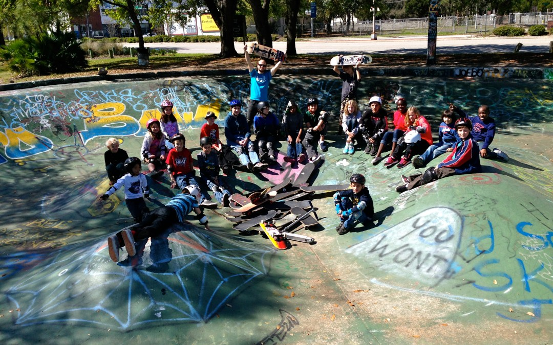 Tampa Bay Heat Skateboarders – Bro Bowl  – Video
